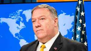 Pompeo Says He Will Go To Iran If Needed [Video]