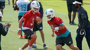 Would the Dolphins Be Making a Mistake Starting Ryan Fitzpatrick Over Josh Rosen? [Video]