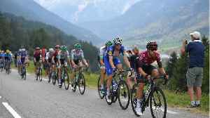 Tour de France Shut Down Due To Extreme Weather [Video]