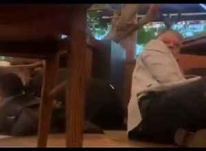 Patrons Hunker Down in Mexico City Cafe Where 2 Israelis Were Gunned Down [Video]