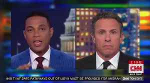 Don Lemon and Chris Cuomo tout conspiracy theory about death penalty [Video]