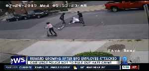 Hate crime charge becomes a concern in BPD employee assault and robbery incident [Video]