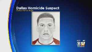 Police Release Sketch Of Wanted Dallas Murder Suspect [Video]