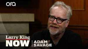 Adam Savage on why he's so proud of 'Mythbusters' affect on kids [Video]