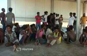 News video: 115 feared dead after migrant boat capsizes