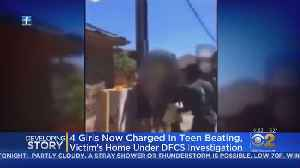 Girl Attacked On Video: DCFS Investigating Family For Neglect, Victim In Protective Custody [Video]