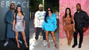 Kim Kardashian and Kanye West's Best Couple Looks of All Time [Video]
