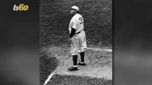 Rare Babe Ruth Coaching Uniform Set To Go For Auction For $500,000! [Video]