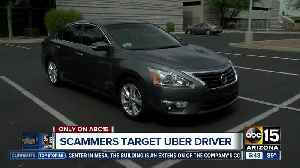 Scammers targeting Uber drivers [Video]