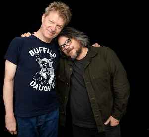Jeff Tweedy & Nels Cline Of Wilco Chat About Their Single, 'Love is Everywhere (Beware)' [Video]