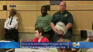 Marjory Stoneman Douglas High Security Guard: Confessed Shooter Nikolas Cruz Searched For Weapons Daily [Video]