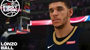 Lonzo Ball Gets TRASH Rating In NBA 2K & People Are Not Okay With It! [Video]