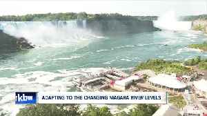 Adapting to the changing Niagara River levels [Video]