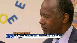 Ben Carson visits Milwaukee to introduce new foster program for young adults [Video]
