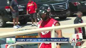 Chiefs veterans report to training camp [Video]