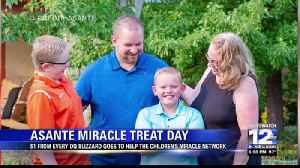 MIRACLE TREAT DAY [Video]