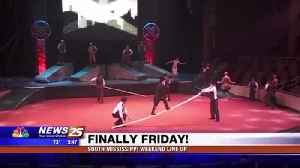 Finally Friday with News 25 Today's Porsha Williams: How to Keep Busy with Your Weekend [Video]