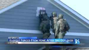 Police: McDonald's robbery leads to Lafayette SWAT standoff [Video]