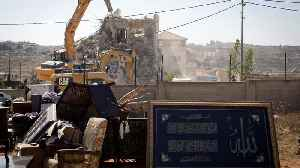 Demolitions In West Bank May Imperil Israeli-Palestinian Agreements [Video]