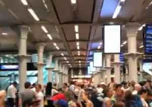 'Severely Disrupted' Eurostar Service Delays London Passengers [Video]