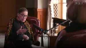 Ruth Bader Ginsburgs scolds Dems for trying to pack SCOTUS [Video]