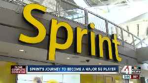 News video: Sprint's history in Overland Park: What led to proposed merger with T-Mobile