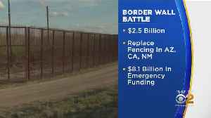 Supreme Court Approves Border Wall Funding [Video]