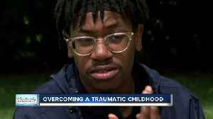 Positively Milwaukee: Overcoming a traumatic childhood [Video]