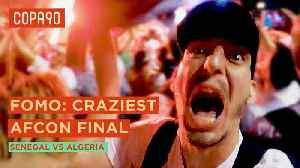 'This Is Gonna Be F**king Awesome'   FOMO - AFCON Final [Video]