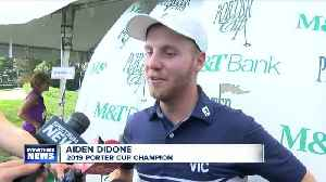 Didone Wins 2019 Porter Cup [Video]