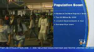 Experts Estimate Florida's Population Will Reach 22 Million Residents Over Next 3 Years [Video]