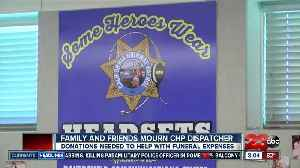 Family and friends mourn CHP dispatcher [Video]