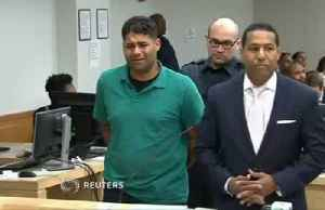 Father pleads not guilty in twin infants' car deaths [Video]
