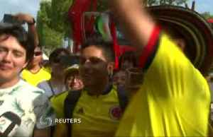 Colombian fans celebrate first Tour de France win [Video]