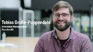 From deep tech to automotive - Tobias Grosse-Puppendahl [Video]