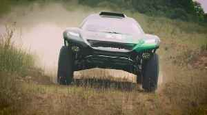 News video: Extreme E unveils cutting-edge E-SUV at Goodwood Festival of Speed