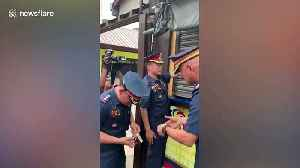 Filipino police close thousands of lottery ticket shops in war on gambling corruption [Video]