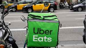 Uber Eats Faces Massive Competition [Video]