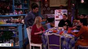 'Friends' Pop-Up Shop To Open In New York City [Video]