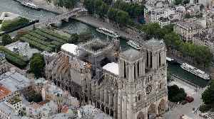French NGO files lawsuit over lead contamination from Notre-Dame fire [Video]