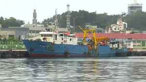 Detained Russian fishing boat released by North Korea arrives in South [Video]