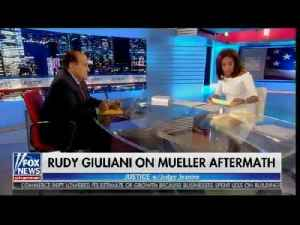 Giuliani and Pirro speak about Mueller's poor mental state [Video]