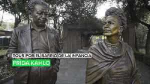Tour por el barrio de la infancia: Frida Kahlo [Video]