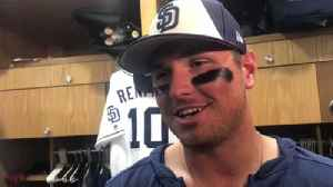 Renfroe on trade talks, offensive success and team slump [Video]