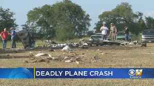 2 Dead After Small Plane Crashes In Gainesville [Video]