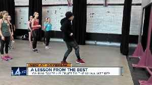 Hamilton cast member helps produce show at Milwaukee Repertory Theater [Video]