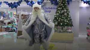 Selfridges opens Christmas shop 149 days ahead of the big day [Video]