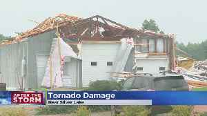 Cleanup Begins After Minnesota's Weekend Tornadoes [Video]