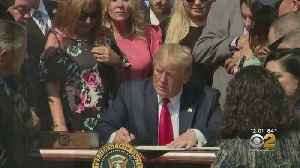President Trump Signs Victim Compensation Fund Extention [Video]