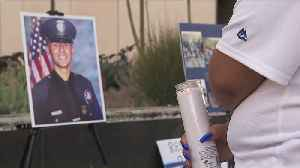 'He Was Just Trying to Do the Right Thing': L.A. Officer Remembered After Deadly Shooting [Video]